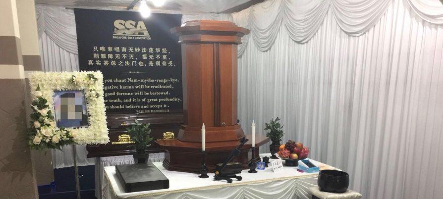 Soka Funeral Services Setup